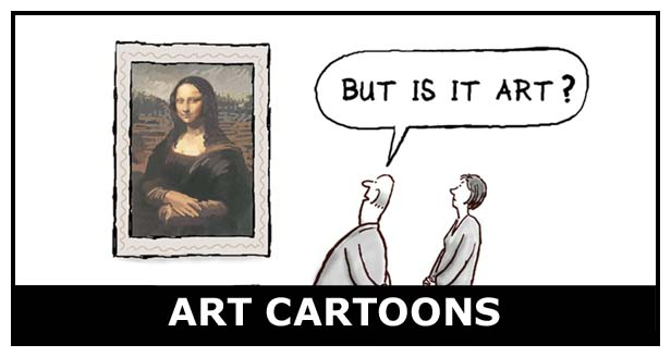art cartoons