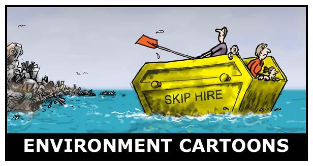 Environment Cartoons