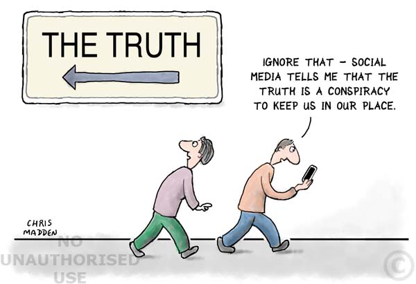 Image result for truth cartoon