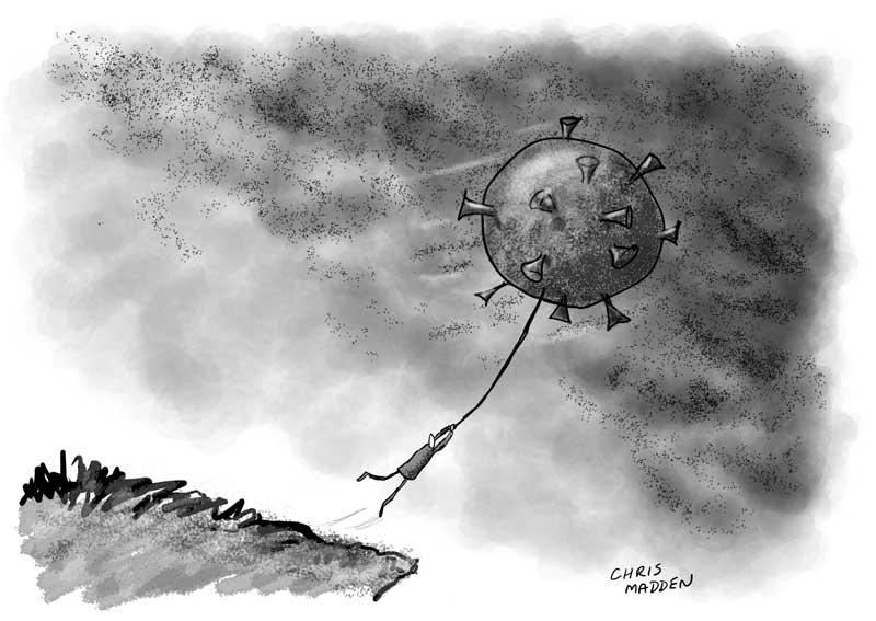 Chris Madden cartoons