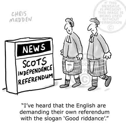scottish independence referendum cartoon